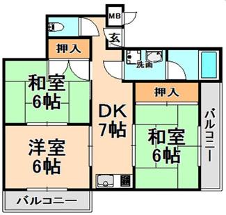 兵庫県伊丹市昆陽2丁目一棟マンション