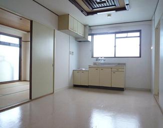 【キッチン】兵庫県伊丹市昆陽2丁目一棟マンション