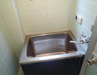 【浴室】兵庫県伊丹市昆陽2丁目一棟マンション