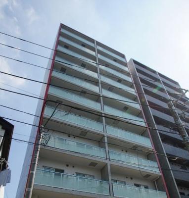 「八丁畷駅徒歩3分の2016年築のマンション」