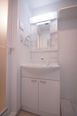 「あると便利な独立洗面台」