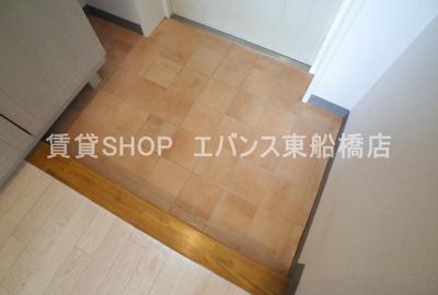【玄関】クリスタルパレス東船橋