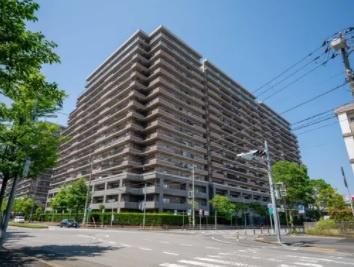 【外観】パークシティ検見川浜東の街