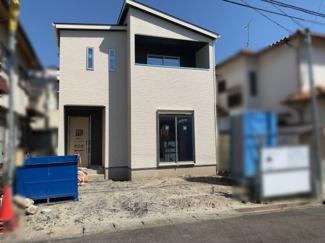 【外観】大津市真野1丁目11-8 新築戸建