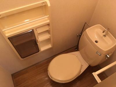 【トイレ】フラットAⅡ