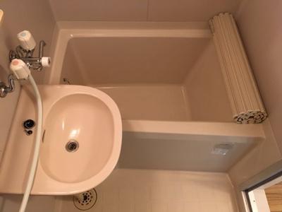 【浴室】フラットAⅡ