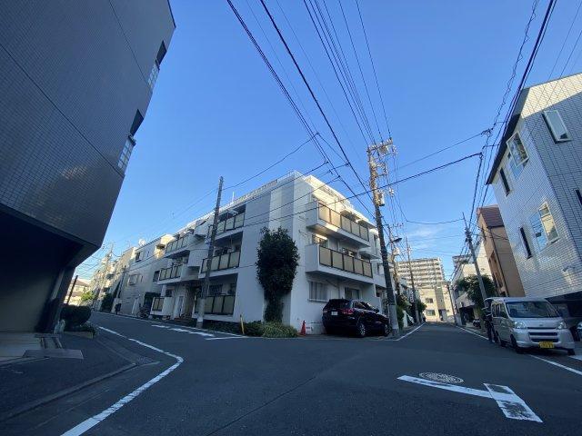 【外観】ハウス高田馬場