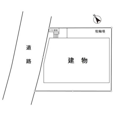 【地図】サンピア検見川