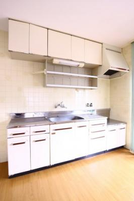 【キッチン】松月ビル