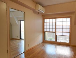 室内のお写真、エアコンがあり快適に過ごせます