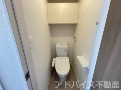【トイレ】SAMURAI1