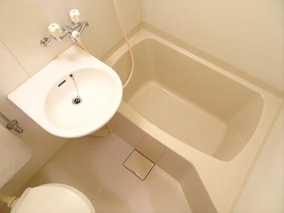 【浴室】第二パークサイドハイツ
