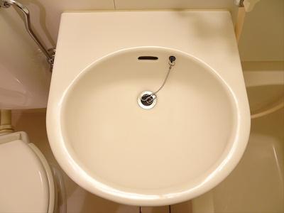 【洗面所】第二パークサイドハイツ
