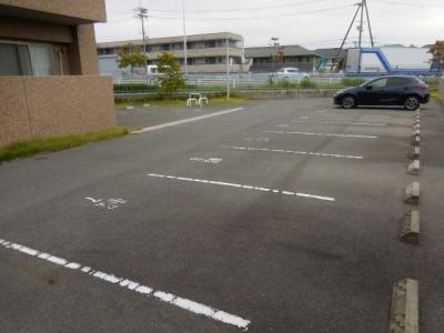 【駐車場】カーサグランデ