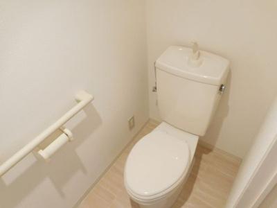 【トイレ】カーサグランデ