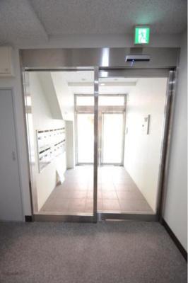 【エントランス】新東京タワーレジデンスII(シントウキョウタワーレジデンスツー)