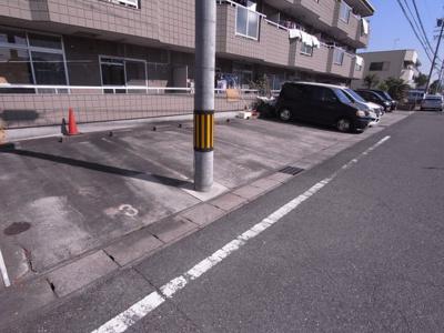 【駐車場】メゾン・ド・シャトレーヌ