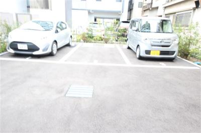 【駐車場】アドバンス大阪グロウス