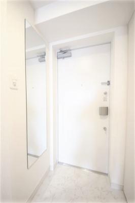 【玄関】アドバンス大阪グロウス