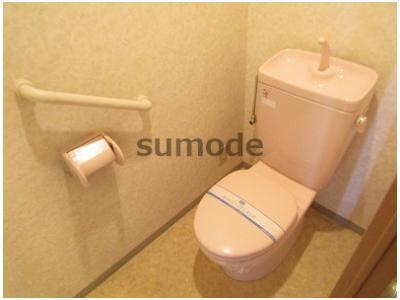 【トイレ】セリーゼ茨木