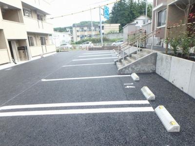 【駐車場】グローリアスⅡ