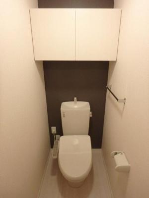 【トイレ】グローリアスⅡ