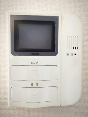 【セキュリティ】レオパレスタウンディ