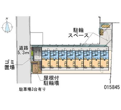 【展望】レオパレスタウンディ