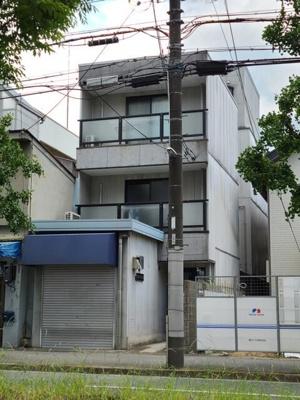 【外観】京都市左京区一棟収益マンション