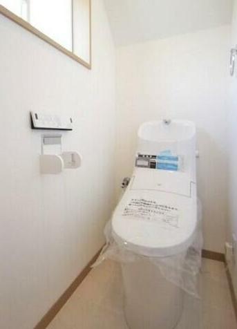 【トイレ】鶴ヶ島市脚折 戸建