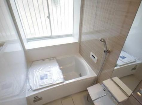 【浴室】鶴ヶ島市脚折 戸建