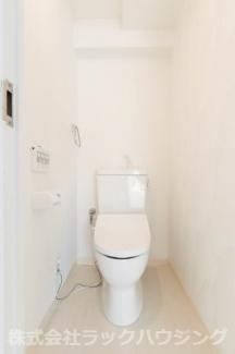 【トイレ】セントポリア北大阪ヴィゾン壱番館