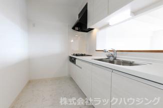 【キッチン】セントポリア北大阪ヴィゾン壱番館
