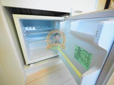 ミニ冷蔵庫。同一仕様