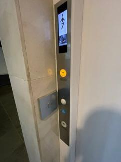 オートロックエレベーター