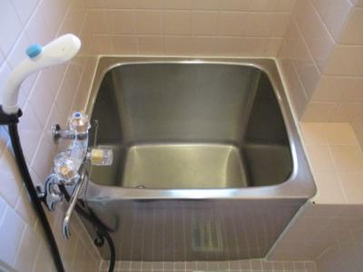 【浴室】オリーブコート