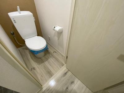 【トイレ】ポルテフォルトゥーナ蕨