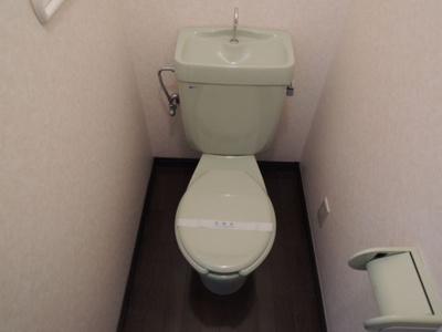 【トイレ】ファミール2号館 (株)Roots