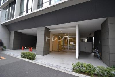 【エントランス】トレステージ四谷