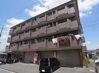 【外観】奈良県大和高田市大字出一棟マンション