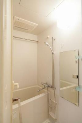 【浴室】レジディア新宿御苑