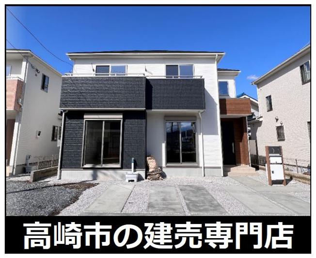 【同仕様施工例】B号棟 建築中です!お近くの完成物件ご案内いたします(^^)/住ムパルまでお電話下さい!