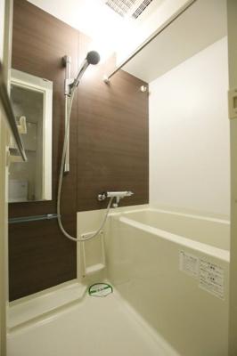 【浴室】コンシェリア芝公園D's