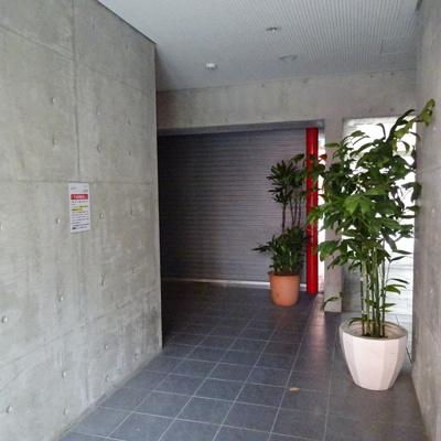 【エントランス】サン・ロレンツ心斎橋東