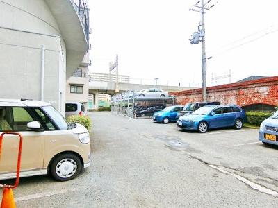 【駐車場】サンライズマンションドムス堺