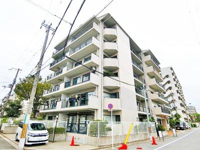 【外観】サンライズマンションドムス堺