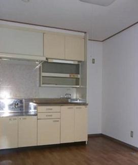 【キッチン】さいたま市西区宝来一棟マンション