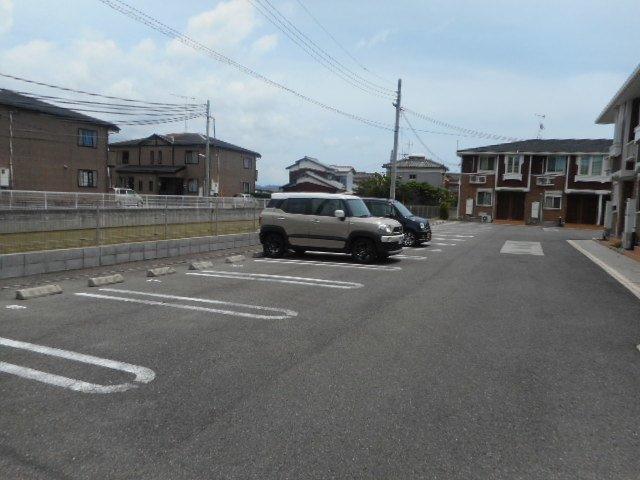 【駐車場】リノ小松原 Ⅰ