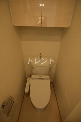 【トイレ】ラクラス日本橋浜町