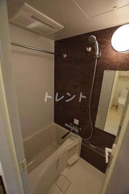 【浴室】ラクラス日本橋浜町